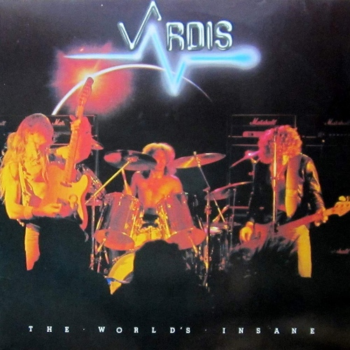 Vardis -The World's Insane