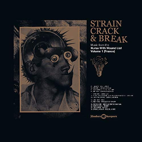 Various Artist - Strain Crack & Break: Volume One France