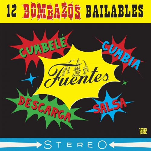 Various Artists -12 Bombazos Bailables (Various Artists)