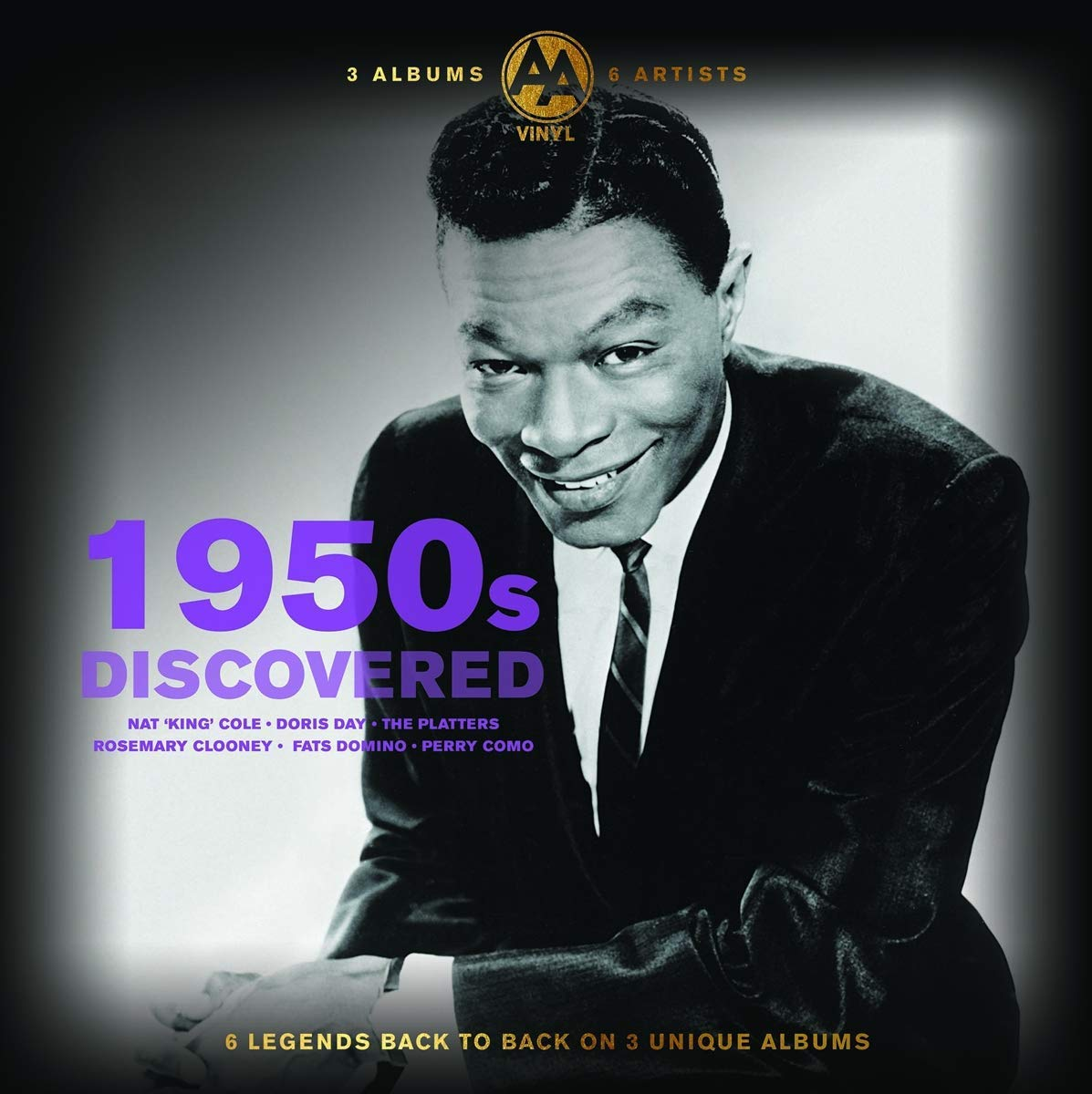 Various Artists - 1950's Discovered / Various