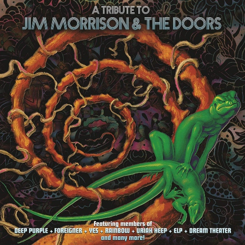 Various Artists - A Tribute To Jim Morrison & The Doors / Various