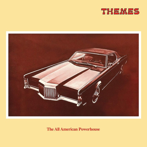 Various Artists - All American Powerhouse / Various