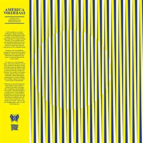 Various Artists - America Invertida