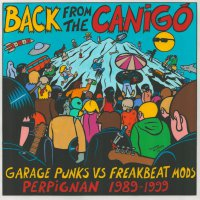 Various Artists - Back From The Canigo / Various