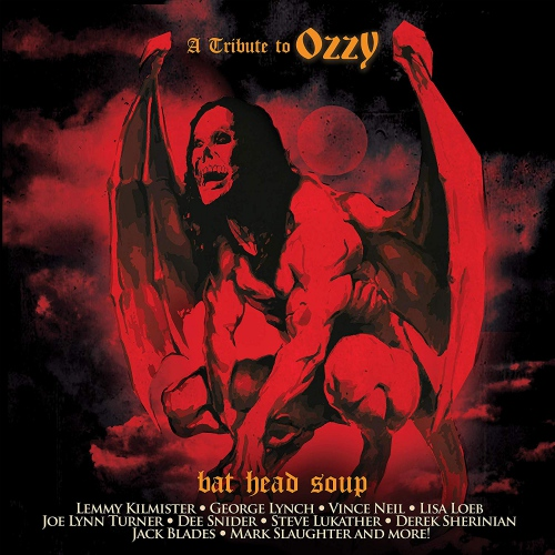 Various Artists - Bat Head Soup - A Tribute To Ozzy / Various