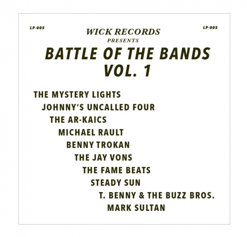 Various Artists -Battle Of The Bands 1