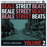 Various Artists - Beale Street Beats, Volume 2 -Soul House - Home Of The Blues 45Rpm