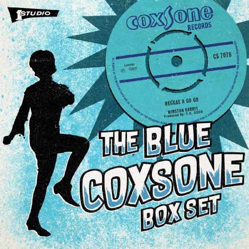 Various Artists -Blue Coxsone Box Set