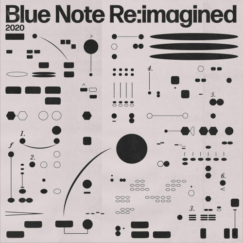 Various Artists -Blue Note Re:imagined
