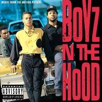 Various Artists - Boyz N The Hood Soundtrack  Translucent Blue
