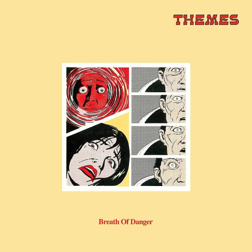 Various Artists - Breath Of Danger (Themes) / Various