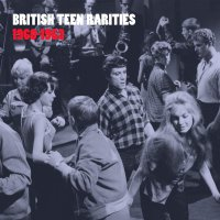 Various Artists - British Teen Rarities