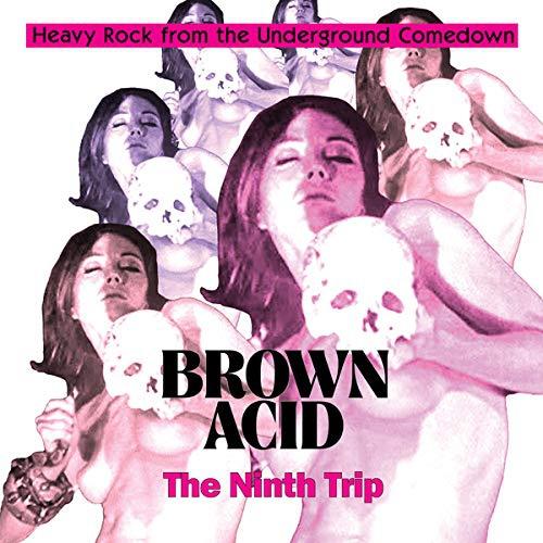 Various Artists - Brown Acid - The Ninth Trip / Various