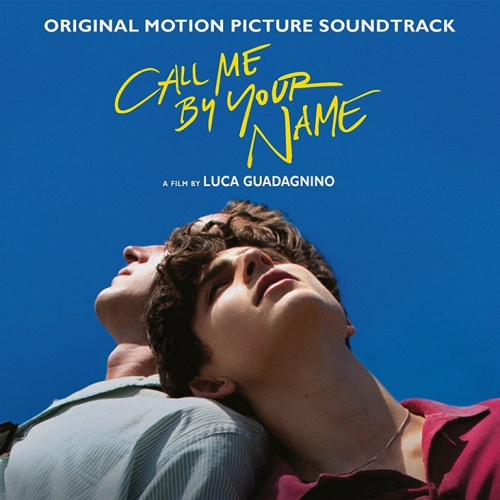 Various Artists - Call Me By Your Name /
