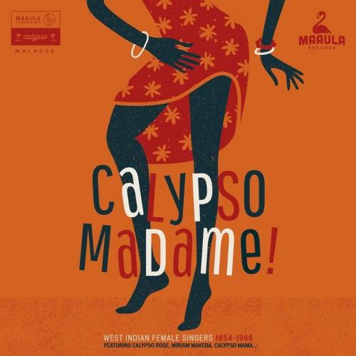Various Artists Calypso Madame Various Upcoming
