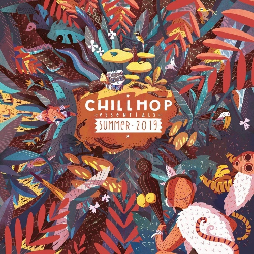 Various Artists - Chillhop Summer Essentials 2019 / Various