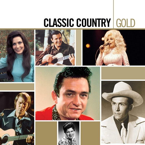 Various Artists -Classic Country Gold