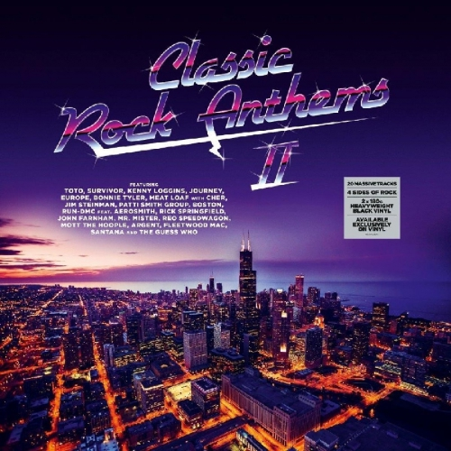 Various Artists - Classic Rock Anthems 2