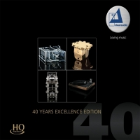 Various Artists - Clearaudio: 40 Years Excellence Edition