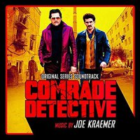 "Various Artists - Comrade Detective Music From The Original Series "" Black """