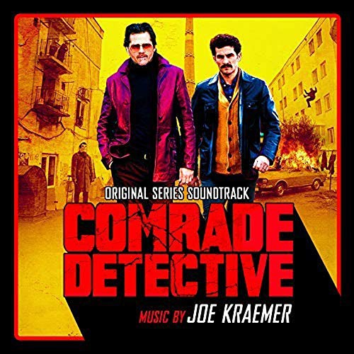 "Various Artists -Comrade Detective Music From The Original Series "" Black """