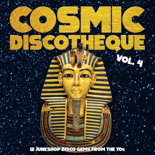Various Artists - Cosmic Discotheque Vol. 4