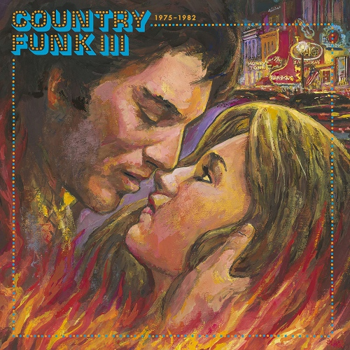 Various Artists - Country Funk Vol. 3 1975-1982
