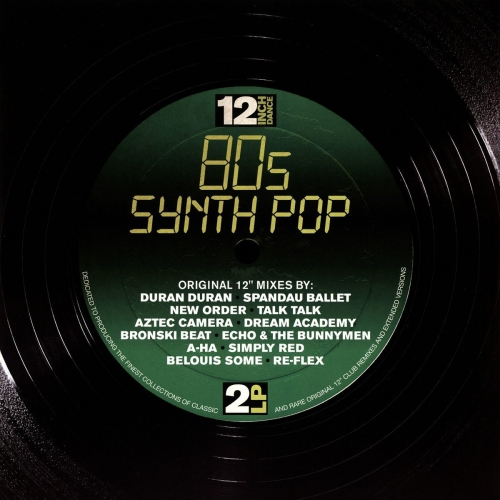 Various Artists -Dance: 80S Synthpop