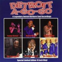 Various Artists -Detroit A-Go-Go