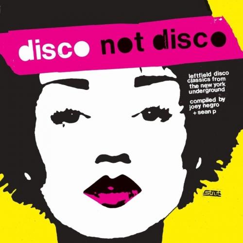 Various Artists - Disco Not Disco
