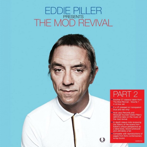 Various Artists - Eddie Piller: More Of The Mod Revival