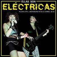 Various Artists - Ellas Son Electricas