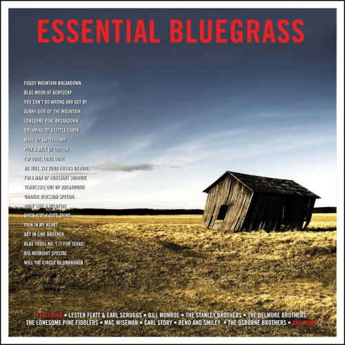 Various Artists -Essential Bluegrass / Various 180Gm