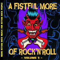 Various Artists -Fistful More Of Rock N' Roll Vol. 3
