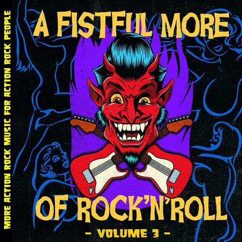 Various Artists - Fistful More Of Rock N' Roll Vol. 3