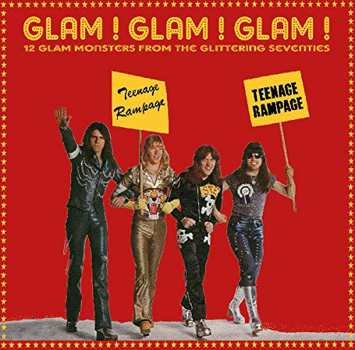 Various Artists - Glam Glam Glam: 12 Glam Monsters From The Glittering Seventies