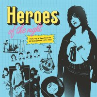 Various Artists - Heroes Of The Night