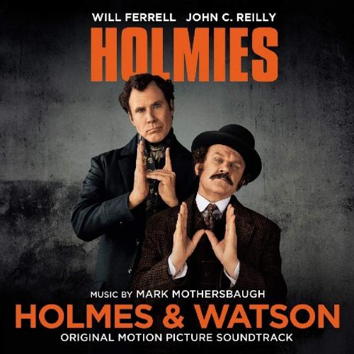 Various Artists - Holmes & Watson Soundtrack