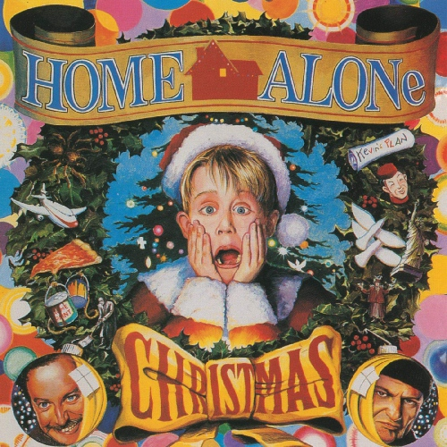 Alone For Christmas.Various Artists Home Alone Christmas Limited Holly