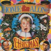 Various Artists - Home Alone Christmas (Santa red vinyl)