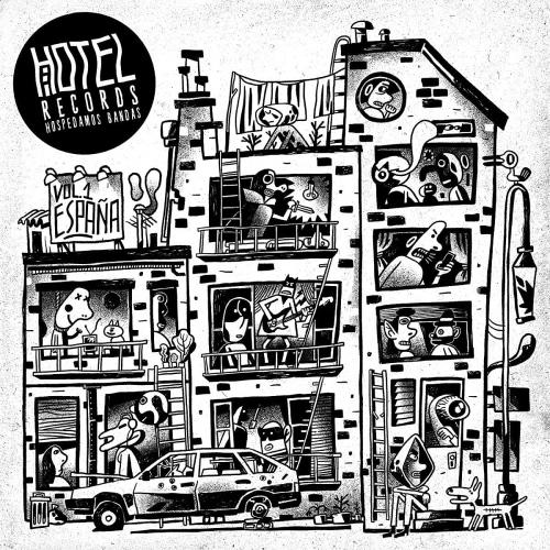 Various Artists - Hotel Records Vol 1 Espana