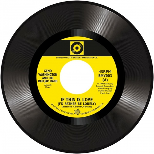 Various Artists - If This Is Love / The Drifter