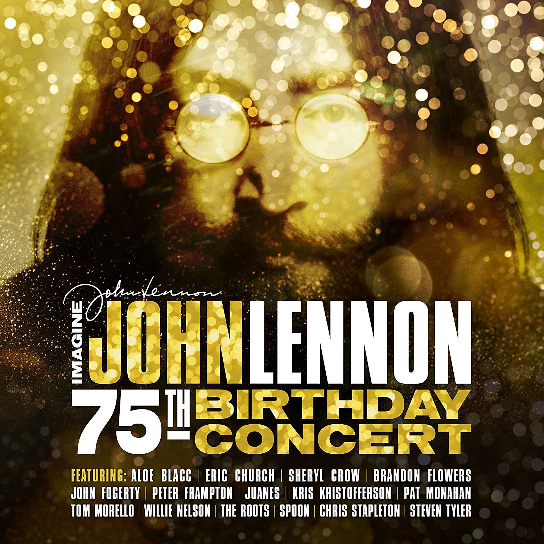 Various Artists - Imagine: John Lennon 75Th Birthday Concert
