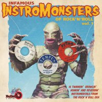 Various Artists -Infamous Instromonsters Of Rock & Roll Vol 2