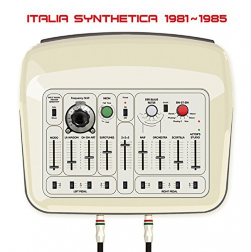 Various Artists - Italia Synthetica