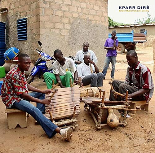 Various Artists - Kparr Dire