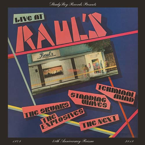 Various Artists -Live At Raul's