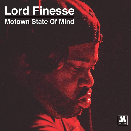 Various Artists - Lord Finesse Presents - Motown State Of Mind