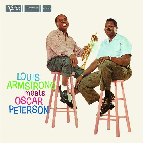Various Artists -Louis Armstrong Meets Oscar Peterson