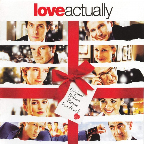 Various Artists - Love Actually Soundtrack Limited Red & White